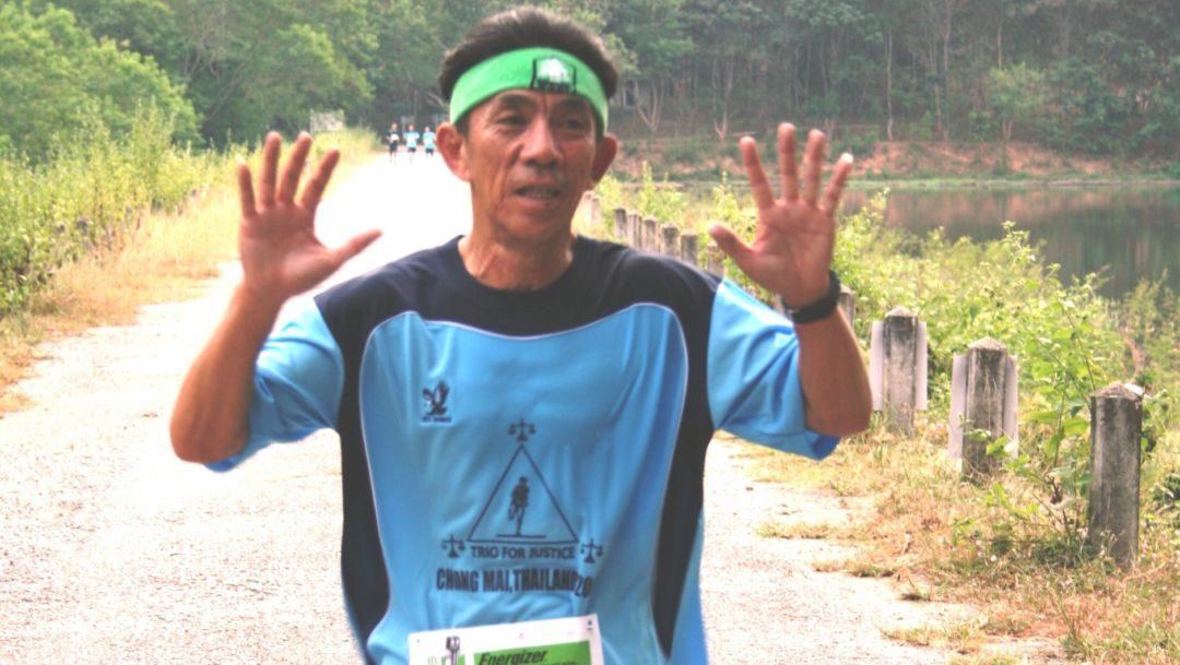 งานวิ่งทรีโอ้ครั้งที่ 1 2552
